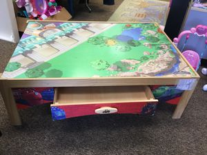 Kids Train Table for Sale in Pittsburgh, PA