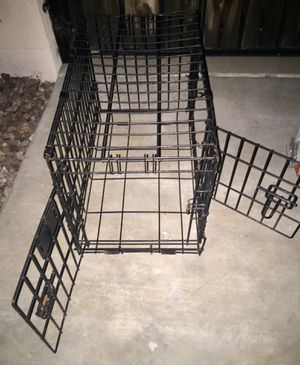 Small Dog Kennel with 2 Doors for Sale in Phoenix, AZ