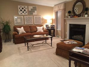 Thomasville sofa, chair and ottoman for Sale in Upper Freehold, NJ