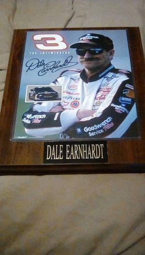 Dale Sr and Dale Jr pictures. for Sale in Arvada, CO