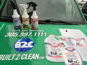 Cleaning supplies for Sale in Doral, FL