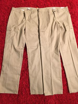 Women's Khaki Pant by Dickies (2 pieces) ; Size:14; $15 for 2 pieces for Sale in Renton, WA