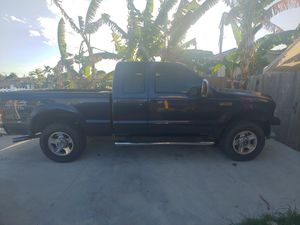 06 F250 4x4 New engine for Sale in Homestead, FL