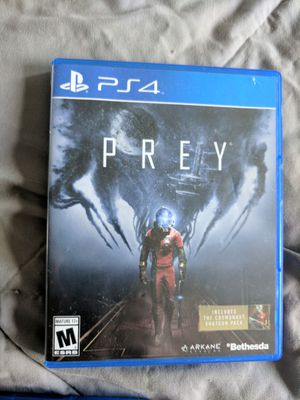 Prey for PS4 for Sale in Pittsburgh, PA