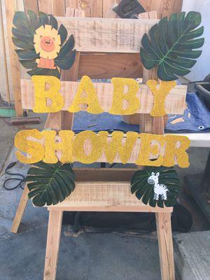 Wood pallet mini sign for Sale in El Monte, CA