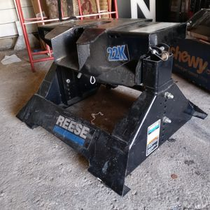 Reese 22,000 Lb Fifth Wheel for Sale in Dallas, TX