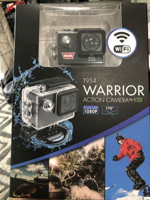 Warn branded warrior adventure camera like go pro for Sale in Fairview, OR