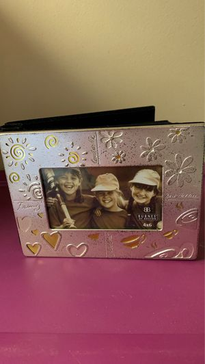 Frameand photo album for Sale in Imperial, MO