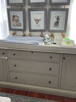Restoration Hardware Jameson Changing Table for Sale in Pasadena,  CA