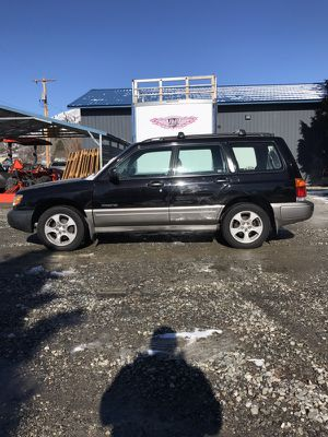 1999 Subaru Forester S for Sale in Wenatchee, WA