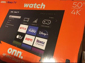 "Onn. Tv 50"" for Sale in Clarksburg, CA"