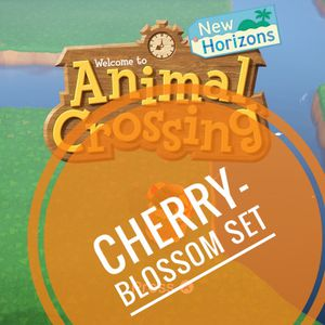 Animal Crossing Cherry Blossom Set for Sale in Moreno Valley, CA