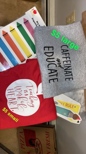 back to school teacher bundle for Sale in Hudson, MA