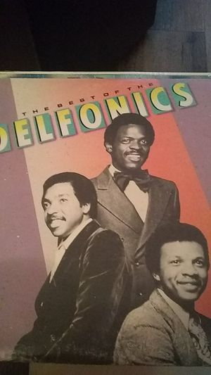 The Best of The delfonics vinyl record for Sale in Modesto, CA