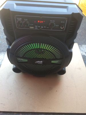 Pro sound speaker for Sale in Tracy, CA