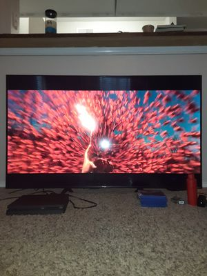 58in smart TV for Sale in Mesquite, TX