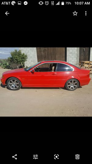 Bmw 323ci for Sale in Spring Valley, CA