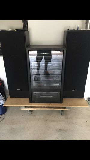 Onkyo Stereo System & Speakers for Sale in Port St. Lucie, FL