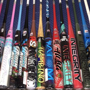 PURE AND ONYX SLOWPITCH SOFTBALL BATS for Sale in Fallbrook, CA