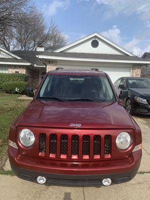Jeep patriot 2015 for Sale in Plano, TX