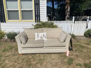 2 couches need to go! for Sale in Bend, OR