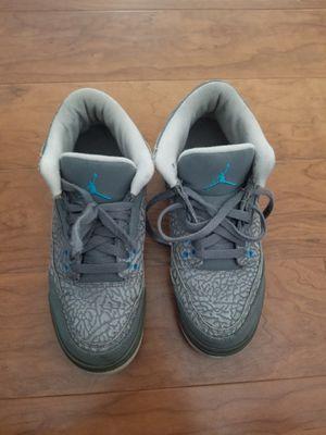 Nike air jordan big kids shoes size 7Y for Sale in Laurel, MD