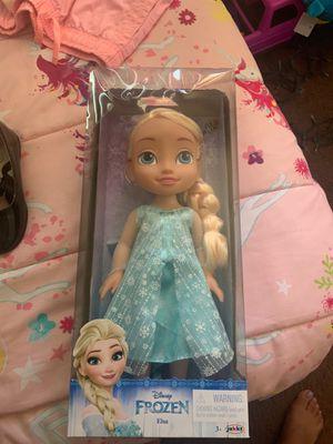 Elsa doll for Sale in Fontana, CA