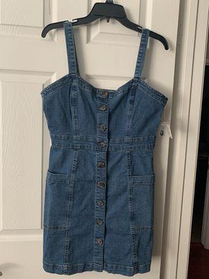 Jean Dress for Sale in Rancho Cucamonga, CA