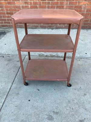 Vintage Kitchen Cart for Sale in Los Angeles, CA