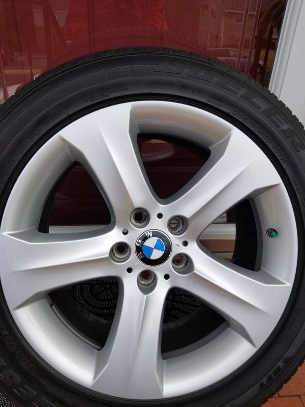 BMW - X6 , 4 Rim's and tires