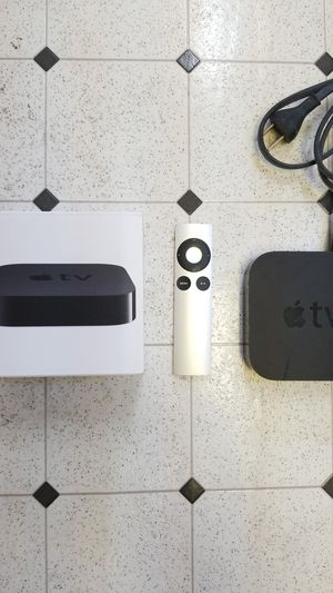 Apple TV 3rd Generation for Sale in Queens, NY