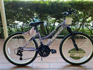 """24"""" HUFFY Mountain bike 🚴🏽♂️💨18- speed 👙💨NEW ✅ for Sale in Hollywood, FL"""