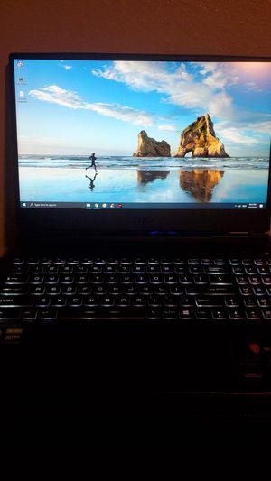 Msi gaming laptop GL65 9SDK-034 for Sale in Tampa, FL