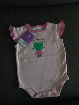 3M baby onesie for Sale in Puyallup, WA