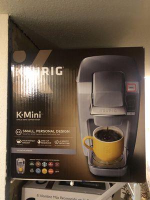 New keurig k mini singe serve coffee pot for Sale in Lake Oswego, OR