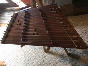 Walnut Hammered dulcimer for Sale in Concord, NC