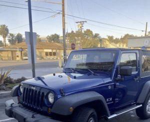 2009 Jeep Wrangler sport 4wheel drive for Sale in San Diego, CA