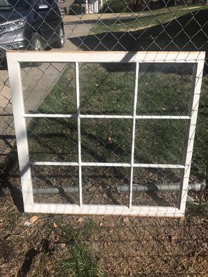 Old wood Single pane window for Sale in Clarksville, TN