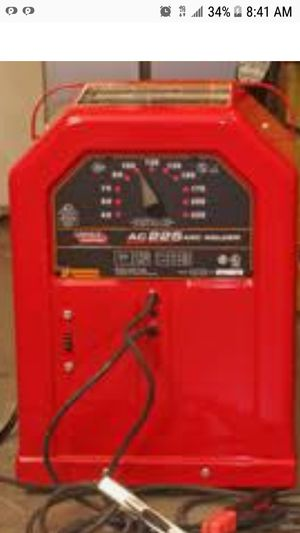 Lincoln welder for Sale in Franklin, OH