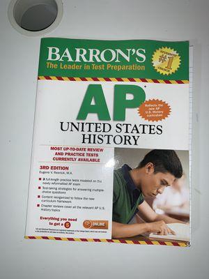 AP U.S history book for Sale in Miami, FL