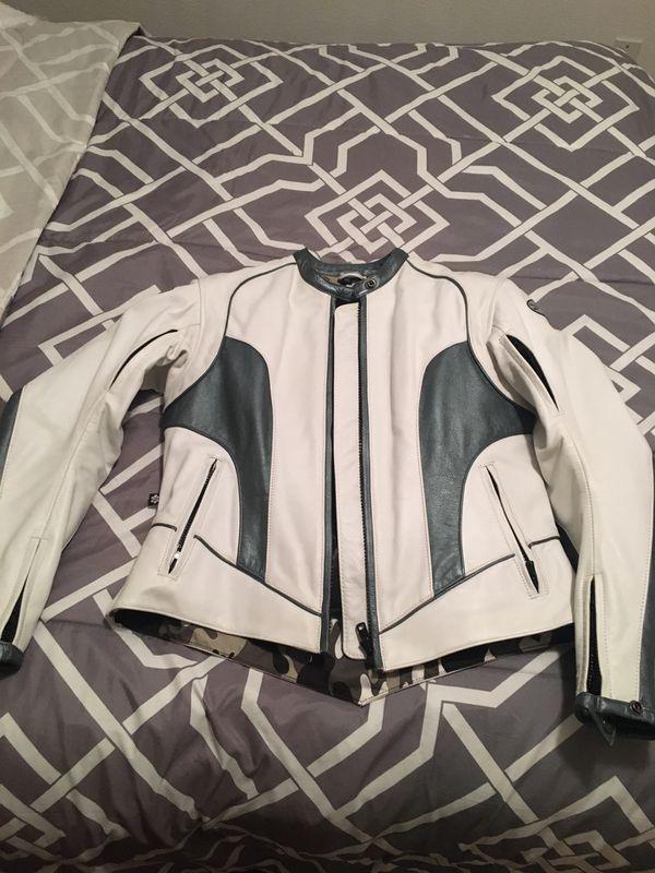 Joe rocket - leather jacket