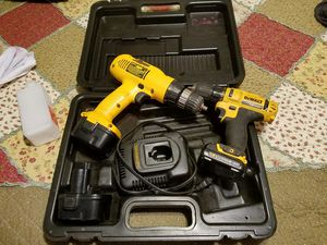 Dewalt cordless drills for Sale in Ripley, WV