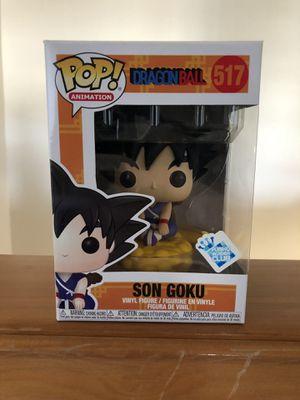 Son Goku Funko POP: 517 for Sale in Mill Creek, WA