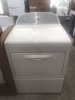 Vertex appliances. Used, gas dryer, whirlpool, new model , great condition , work great for Sale in San Jose, CA