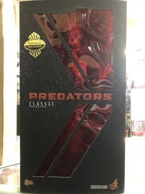 Hot Toys Predators Classic Predator 14 inch Figure. for Sale in Redlands, CA