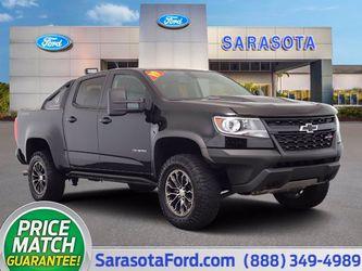 2019 Chevrolet Colorado for Sale in Sarasota,  FL