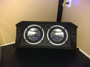 HDFRB6 SUBWOOFERS for Sale in Orlando, FL