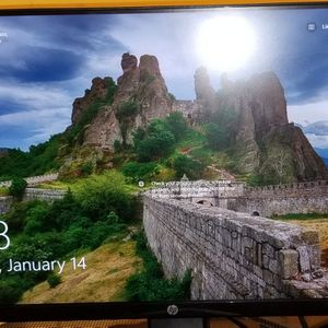 HP 24 Inch Led Monitor for Sale in Brooksville, FL