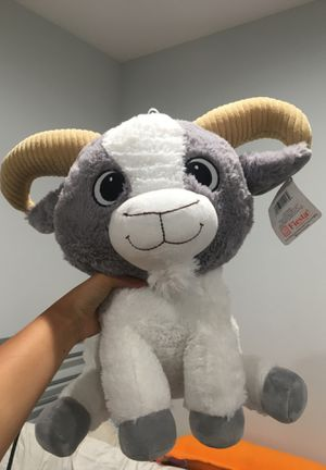 soft plush goat stuffed animal for Sale in Garden Grove, CA