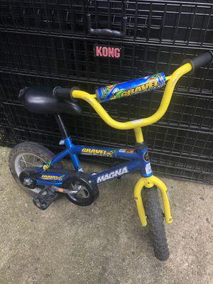 """12"""" Magna Gravel Blaster Boys' Bicycle for Sale in Ashburn, VA"""